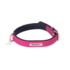 ZippyPaws Vivid Collection Magenta Dog Collar