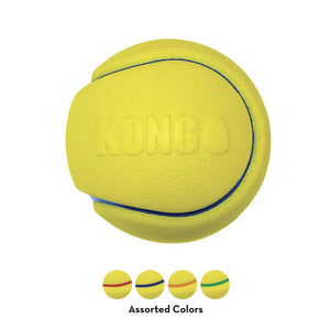 KONG Squeezz Tennis Ball Assorted