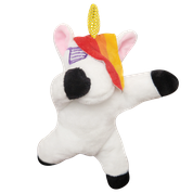 Snugarooz Baby DAB the Unicorn Plush Dog Toy