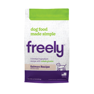 Freely Limited Ingredient Diet Natural Whole Grain Salmon Kibble Adult Dry Dog Food