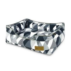 P.L.A.Y. Lounge Bed Mosaic, Tuxedo