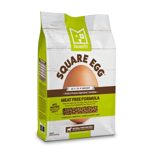 SquarePet Square Egg Meat Free Canine Dry Dog Food