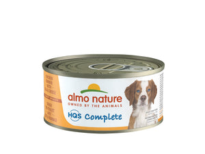 Almo Nature HQS Complete Dog Complete & Balanced Tuna Stew with Veggies Canned Dog Food