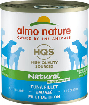 Almo Nature HQS Natural Dog Grain Free Additive Free Chicken Fillet Canned Dog Food