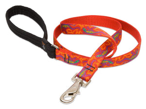 "Lupine 1"" Leash Go Go Gecko"