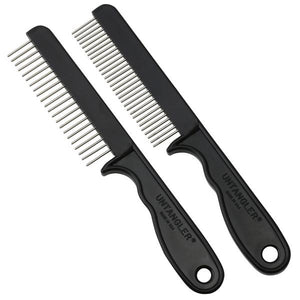 Super Groom Rotating Tooth Comb for Pets