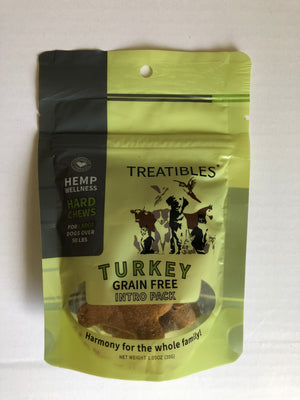 Treatibles 4mg CBD Oil Treats (Intro Bag)