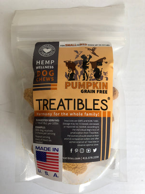 Treatibles 1mg CBD Oil Treats (Intro Bag)