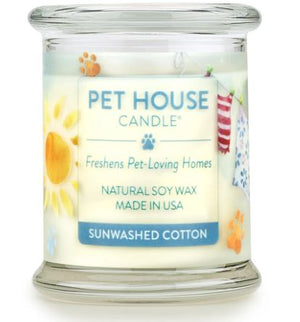 Pet House Candles 8.5oz Jar