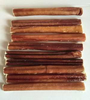 HTPS ODOR FREE Bully Sticks (10 Pack)