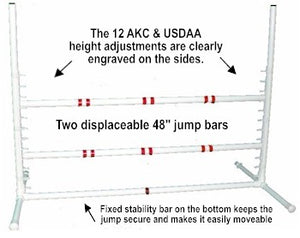 Adjustable Height Jump (Competition)