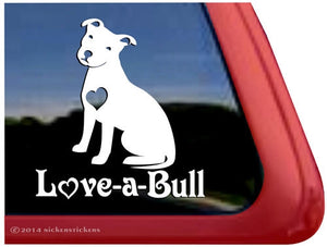 Nicker Sticker Love-a-Bull