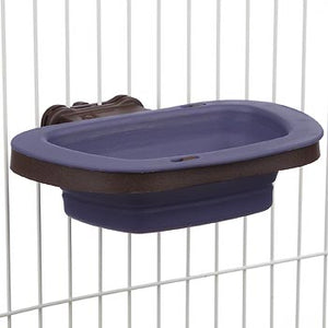 Dexas Popware Collapsible Kennel Bowl - 2.5 Cups