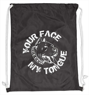 Sports Bag Your Face, My Tongue
