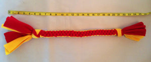 Braided Fleece Tug
