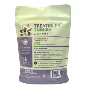 Treatibles 1mg CBD Oil Treats