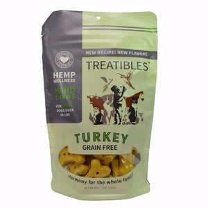 Treatibles 4mg CBD Oil Treats