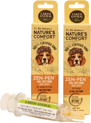 Earth Animal CBD Zen-Pen for Dogs & Cats