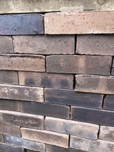 Latero Sepia Brick Slips