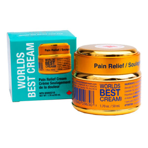 Worlds Best Cream Pain-relief WBC