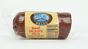 All Beef Hickory Chub