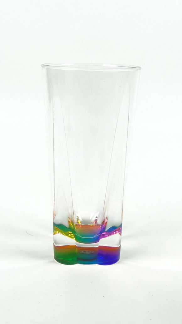 22 oz. Rainbow Crystal Tumbler