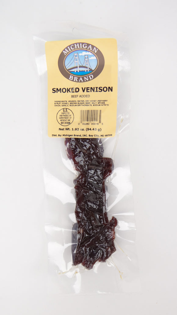 Michigan Brand Venison Jerky