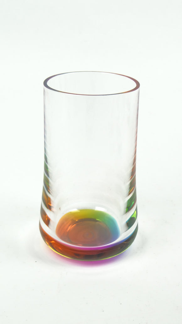 8 oz. Rainbow Reflections Tumbler