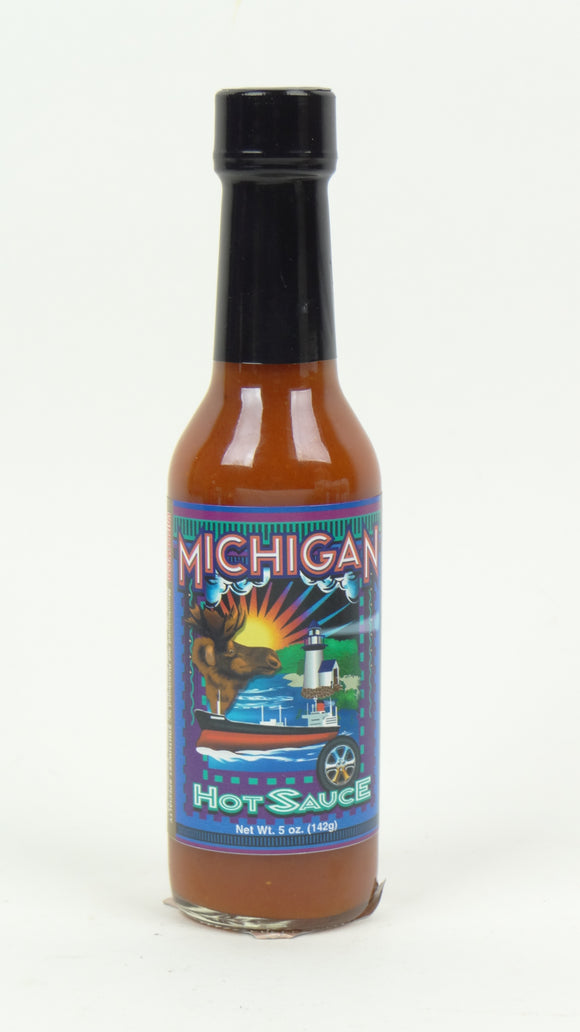 Michigan Hot Sauce