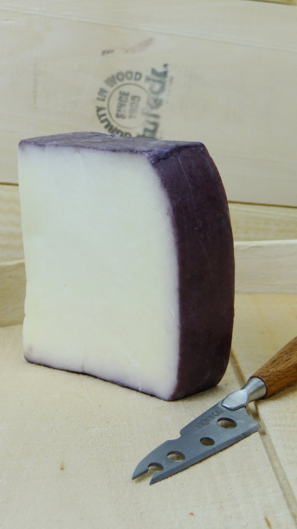 Aged Wine Goat Cheese