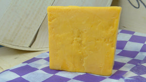 9 Year Aged Yellow Cheddar