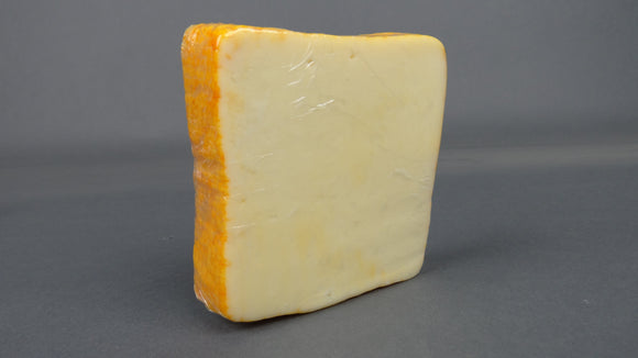 Square Colored Muenster Cheese/RED RIND