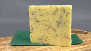 Wisconsin Cheddar Green Olive