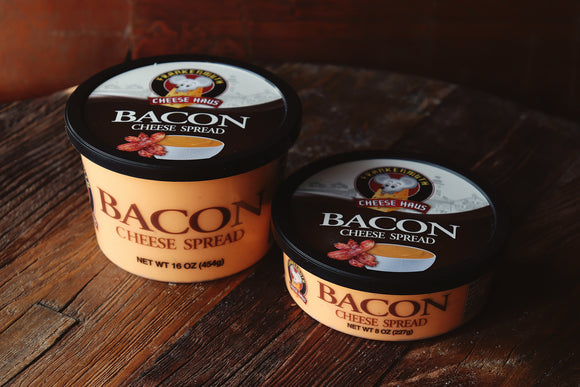 Bacon Cheese Spread- made