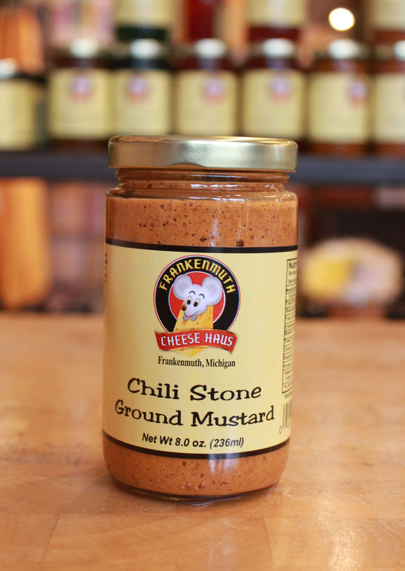 Chili Stone Ground Mustard