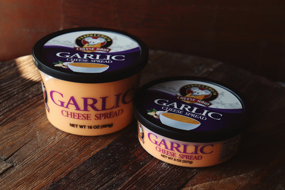 Garlic Cheese Spread- made