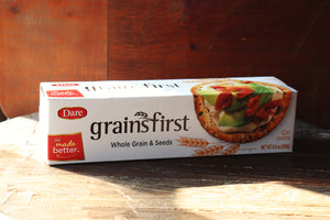 Whole Grain & Seeds Crackers
