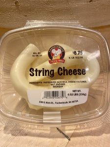 Plain String Cheese