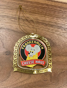 Cheese Haus Ornament