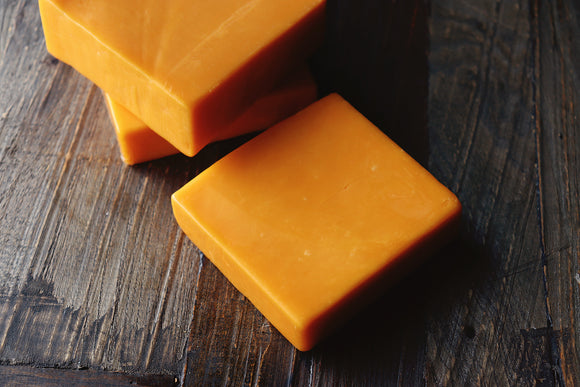 Michigan Made Medium Sharp Yellow Cheddar