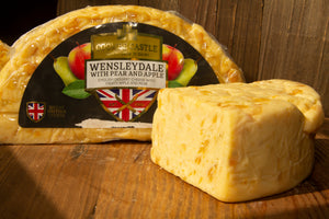 Pear & Apple Wensleydale