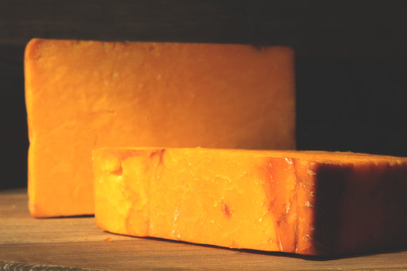 Mild Smoked Cheddar