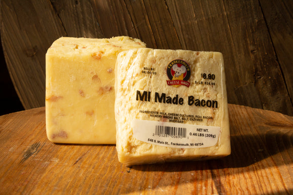 Bacon White Cheddar