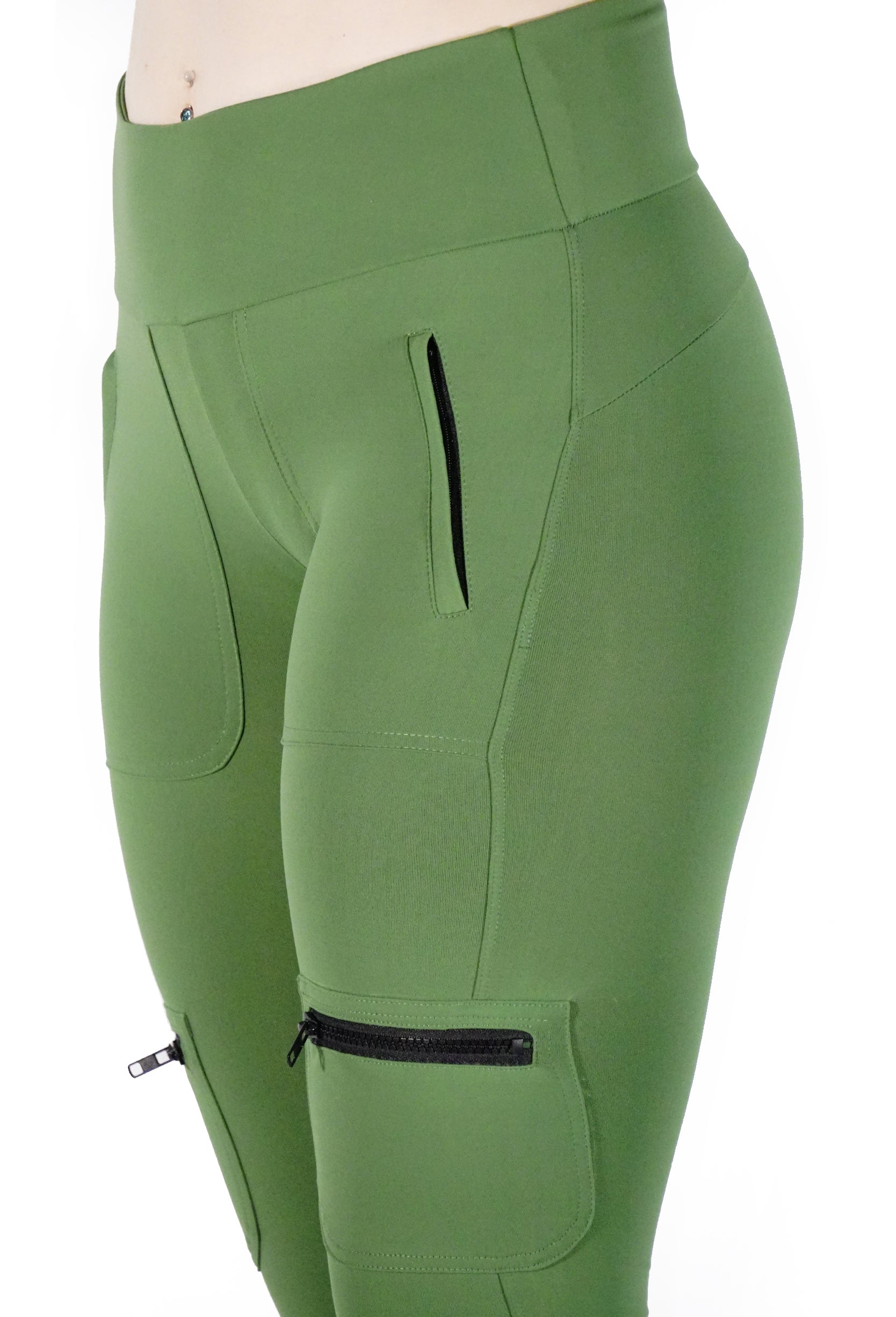 Zora Leggings - Green