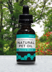 Natural Pet Special Blend-30 ML Bottle