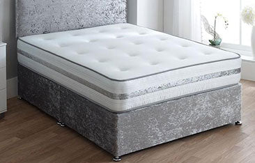 SPECIAL PACKAGE OFFER- BED, HEADBOARD & MATTRESS.