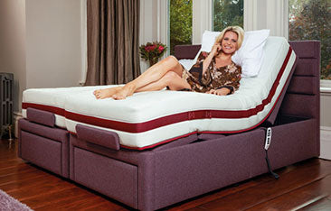 Sherborne Head and Foot Adjustable Beds
