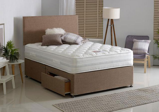 Memorize Divan Set (Mattress = Medium-Firm)