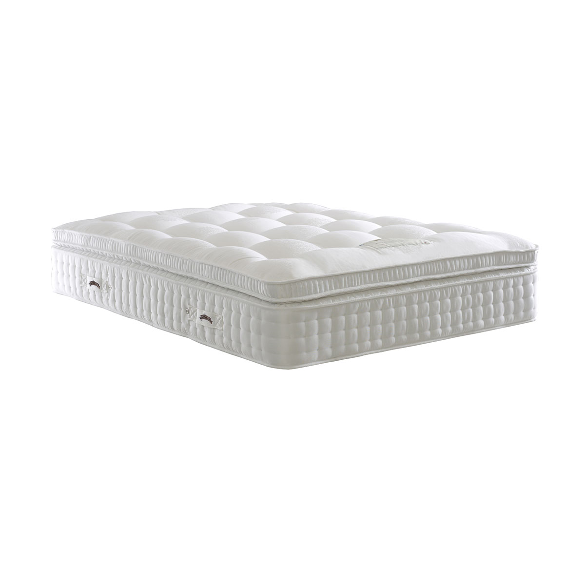 Natural 5500 Platinum Mattress 34cm Deep (Medium Firm)