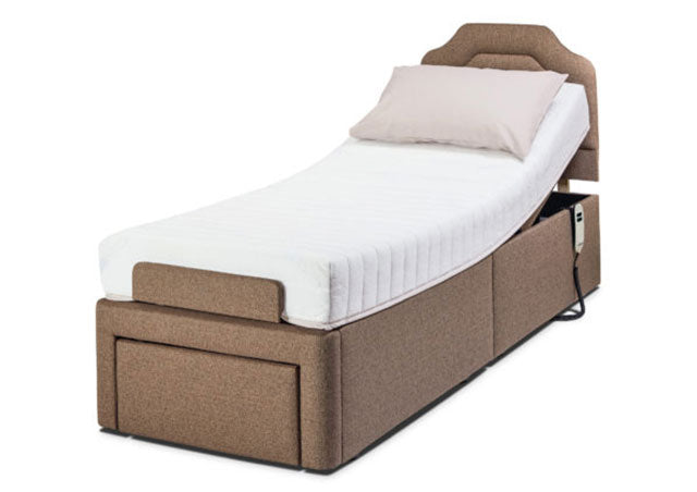 "Sherborne 2'6"" Dorchester Head Only Adjustable Bed"